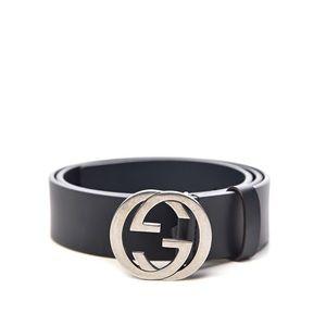 Gucci Size 90/36 Interlocking Belt